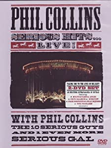 Phil Collins - Serious Hits...Live! (1990)