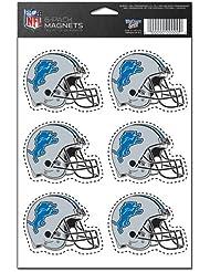 Detroit Lions 6-Pack Magnet Set
