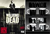 The Walking Dead Staffel 1-6 Blu-ray Box (1+2+3+4+5+6) Uncut + Tasse/Kaffebecher
