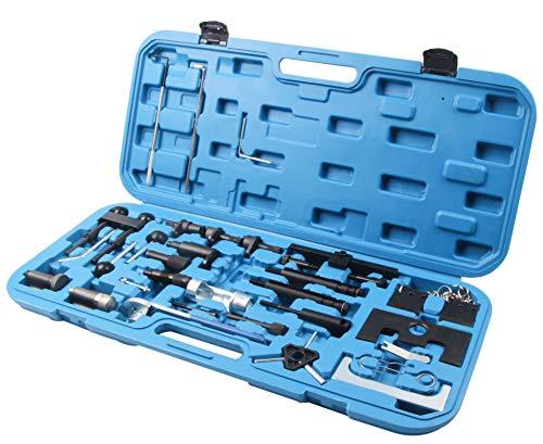 Motor Arretierwerkzeug Einstell Zahnriemen Werkzeug Satz passend für VAG Audi Seat Skoda VW