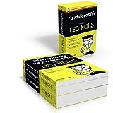 La philosophie pour les nuls : Coffret en 3 volumes : La Philosophie Tome 1 ; La Philosophie Tome 2 ; Dictionnaire de philosophie