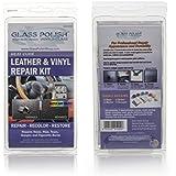Glass Polish Kit de réparation à chaud pour cuir et vinyle