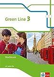 Green Line / Workbook mit Audio-CDs 7. Klasse