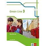 Green Line / Bundesausgabe ab 2014: Green Line / Workbook mit Audio-CDs 7. Klasse: Bundesausgabe ab 2014