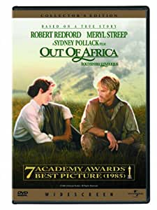 Out of Africa [Import USA Zone 1]