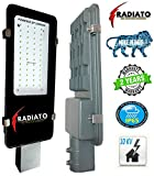#1: Radiato New Ultra Thin LED Street Light SMD (White, Waterproof IP65,2 Year Manufacturing Warrenty) (50)