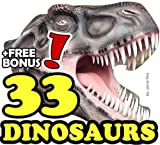 The 33 Greatest Dinosaurs (33 Animals | Animal Fact Books for Kids Book 6) (English Edition)