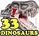 The 33 Greatest Dinosaurs (English Edition)