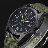 Bella Orologi, Ore digitali relojes orologi para hombre orologi casual da uomo di sport quarzo orologio relogio masculino militari Uomo ( Colore : Verde )