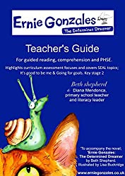 The Determined Dreamer - Teacher's Guide: For guided reading, and comprehension and PHSE