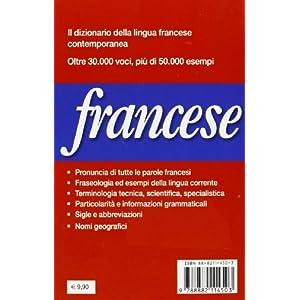 Francese. Francese-italiano, italiano-francese