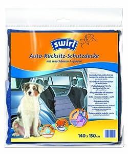 Swirl 8205011 Auto-Rücksitz Schutzdecke