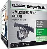 Rameder Komplettsatz, Anhängerkupplung schwenkbar + 13pol Elektrik für Mercedes-Benz E-KLASSE (113652-04874-1)