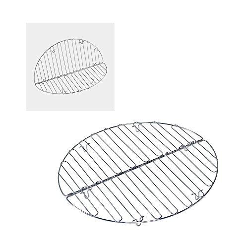 Griglia TORTA//radiatore a torta in acciaio inox Ø 32cm