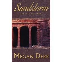 Sandstorm: Volume 2 (Tales of Tavamara) by Megan Derr (2014-01-01)