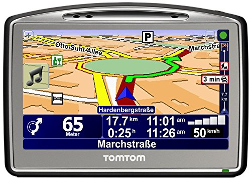 Tomtom Go 720T PNA PND Navigationssystem Europa (West), TMC Pro -