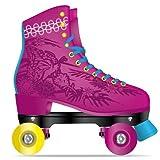 Fila Skates Juliet, Pattini A Rotelle Donna, Rosa/Azzurro, 33