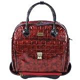 MODA Sarah Laptop Briefcase - Red