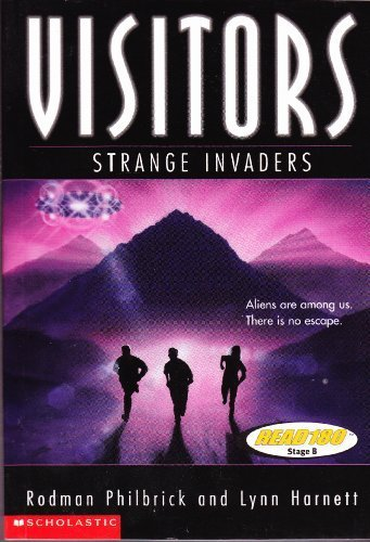 Visitors: Strange Invaders [Taschenbuch] by Rodman Philbrick