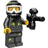 Lego - Figurines Série 10: Joueur Paintball