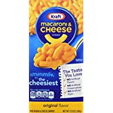 Kraft Macaroni Cheese 206 g - Lot de 5