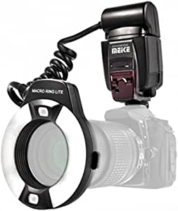 Ttl Macro Ring Flash For Lenses Of 52 Mm 77 Mm Elektronik