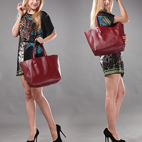 SSMKShoulder Bag - Borsa a secchiello Donna Blue