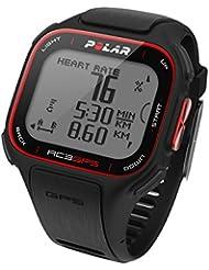 POLAR Sportuhr RC3 GPS Black, 0725882013299