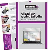 dipos I 2X Schutzfolie klar passend für Lenovo Yoga 520 Folie Bildschirmschutzfolie