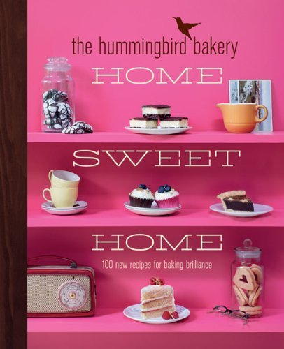 The Hummingbird Bakery Collection 3 Books Set By Tarek Malouf (The Hummingbird Bakery Cookbook, The Hummingbird Bakery Home Sweet Home: 100 new recipes for baking brilliance and The Hummingbird Bakery Cake Days: Recipes to Make Every Day Special)