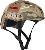 OneTigris Protective Airsoft Paintball Fast Helmet Multipurpose Sport Helmet Tactical Helmet without Goggles