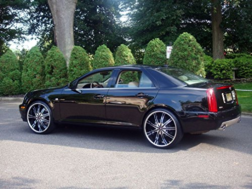 cadillac-sts-customized-32x24-inch-silk-print-poster-affiche-de-la-soie-wallpaper-great-gift
