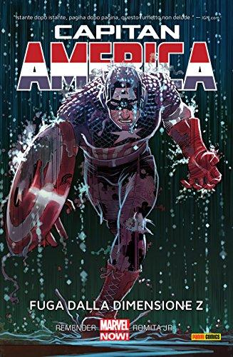 Capitan America Vol. 2: Fuga Dalla Dimensione Z