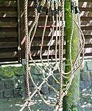 Legler small foot Outdoorspielzeug Seilbrücke ca. 36 x 20 x 22 cm -