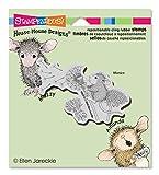 Unbekannt Stampendous Gummi House Maus Selbst Stempel 3,5x 4-Zoll, Make A Wish