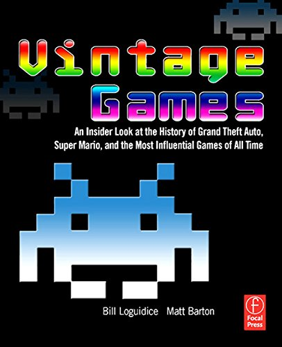 Vintage Games: An Insider Look at the History of Grand Theft Auto, Super Mario, and the Most Influential Games of All Time (English Edition) (Super-mario-spiel-system)
