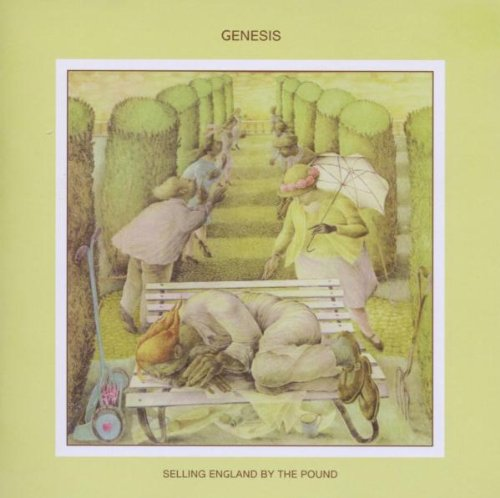 Genesis: Selling England By The Pound (Remastered) (Audio CD)
