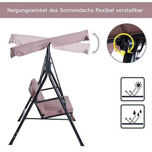 outsunny-hollywoodschaukel-gartenschaukel-schaukelbank-3-sitzer-mit-dach-stahl-braun-172x110x152cm-3