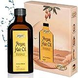Vitamins Arganöl Anti Frizz Haaröl – Haarpflege Serum für trockenes kaputtes Haar, Moroccan Öl Behandlung für alle Haartypen