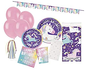 Unique Party Party Kit Multicolor (63801