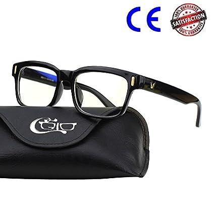 CGID CT84 Gafas para Protección contra Luz Azul...