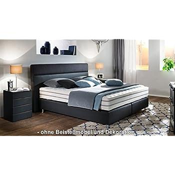 oschmann comfortbetten filou motor boxspringbett 180x200 cm creme lagerware. Black Bedroom Furniture Sets. Home Design Ideas