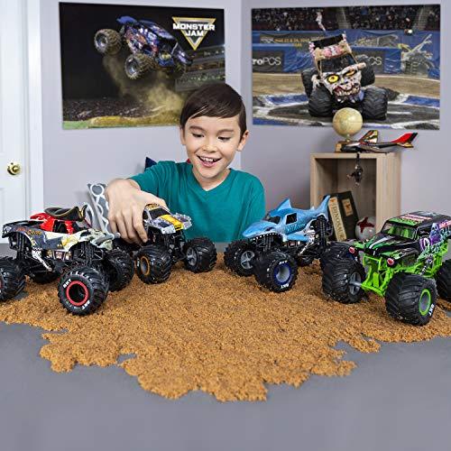Monster Jam Monster JAM-6044869 - Collector Die CAST Trucks 1:64, Kinderfahrzeug, 6044869, Mehrfarbig