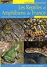 Reptiles et Amphibiens de FRANCE - MEMO par Martiré