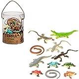 Battat Terra Reptiles in Tube Playset by Battat