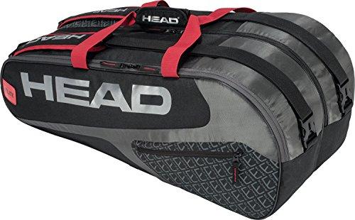 HEAD 283149BKSI, schwarz/Silber,