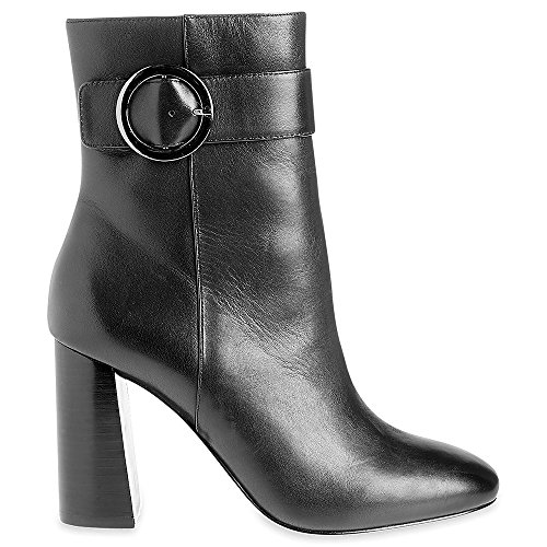 Marks & Spencer AUTOGRAPH T022808 Genuine Leather Ring High Ankle Boots with...