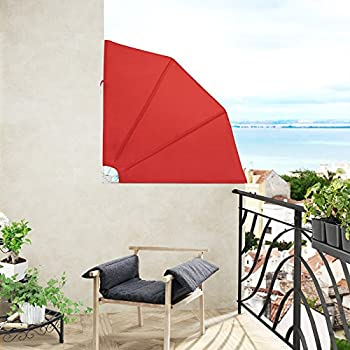 empasa senkrechtmarkise balkon markise 39 up 39 balkonmarkise uv schutz sichtschutz. Black Bedroom Furniture Sets. Home Design Ideas