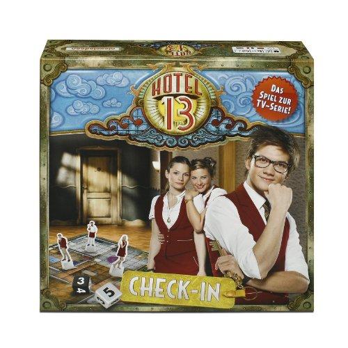 Preisvergleich Produktbild Studio 100 MEHO00000020 - Hotel 13 - Brettspiel Check-in