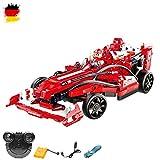 2.4GHz RC ferngesteuertes Steckbausatz DIY Formel 1 F1 Auto Car, Fahrzeug, Auto, Car, Komplett-Set